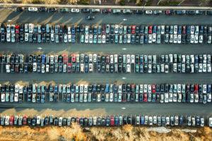 Trygt å parkere hos Dalen Parkering Gardermoen
