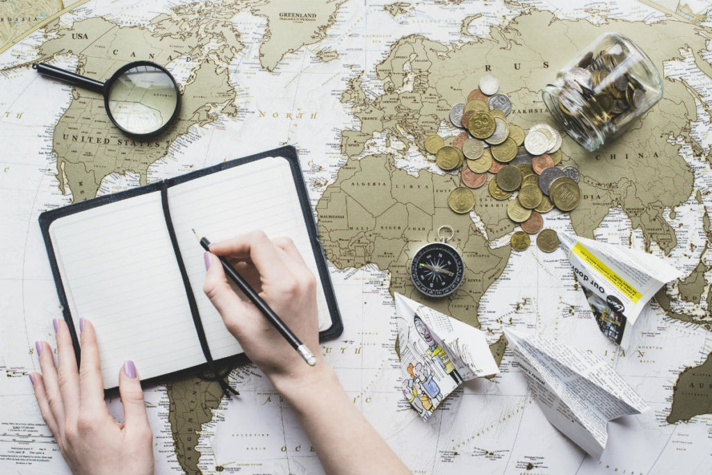 Spar penger på reise